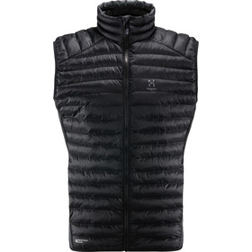 Haglöfs Essens Mimic bodywarmer Heren, true black